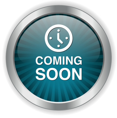 soon: Coming soon button