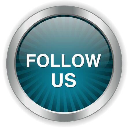 follow: follow us button