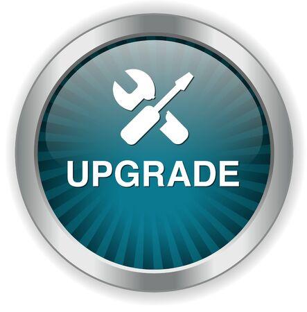 upgrade: Upgrade  button