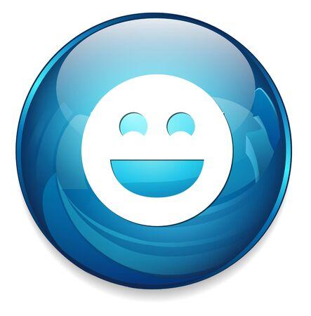 smiley face icon: smiley face icon