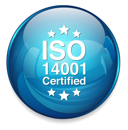 accredited: iso icon