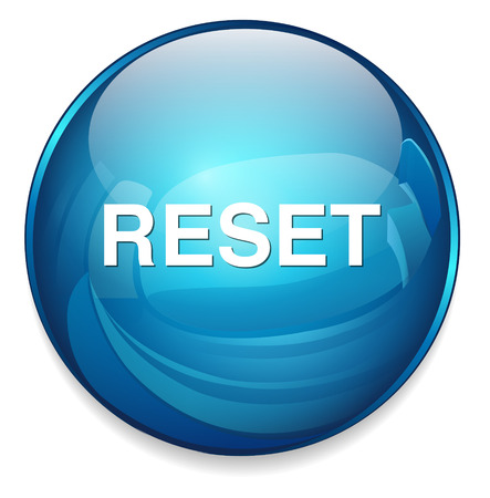 reset button Vector