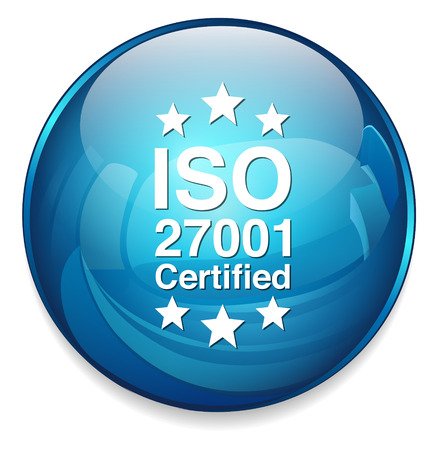 verified stamp: iso icon