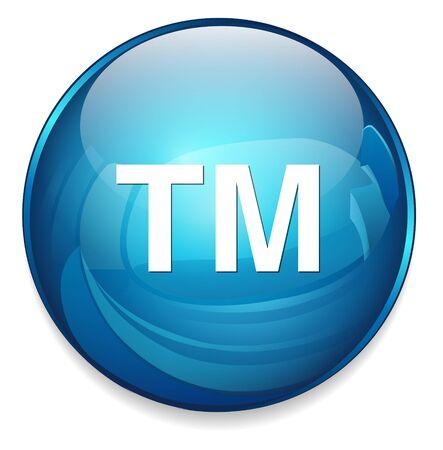 trademark button