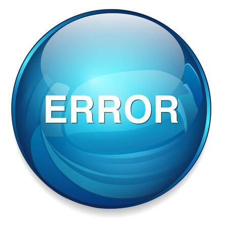 error: error icon