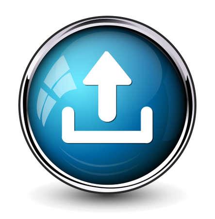 upload: upload icon Illustration