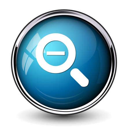 scrutinize: magnifier icon