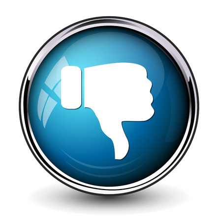 dislike: Dislike (thumbs down icon)