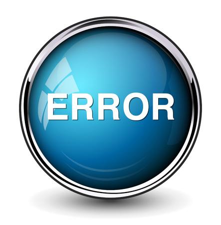 error: Error Button
