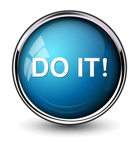 persuasion: do it icon Illustration
