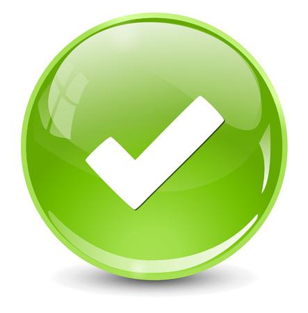 check icon: check mark button icon