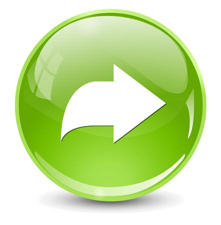arrow icon: Arrow sign icon