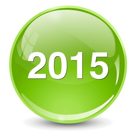 new beginnings: new year 2015 button