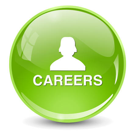 opportunity concept: Career button