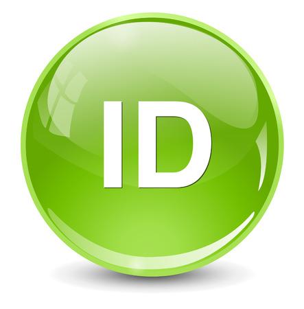 identification: Identification card icon