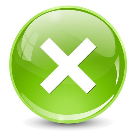 delete remove icon Illustration