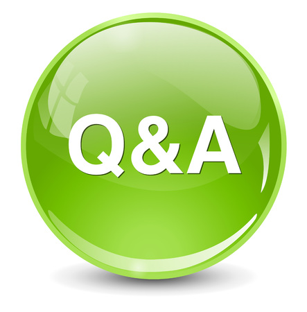 answers: question answer icon