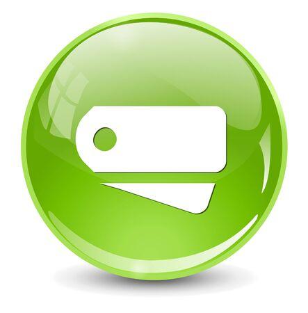 tag label: Tag label button