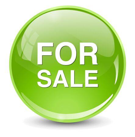 cheaper: For sale button