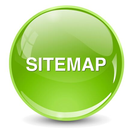 icons site search: sitemap button