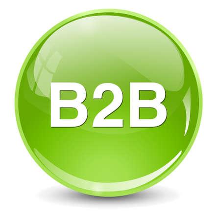b2b: b2b  button