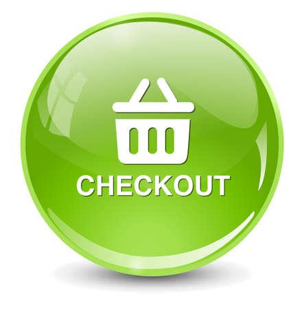 checkout: checkout button Illustration
