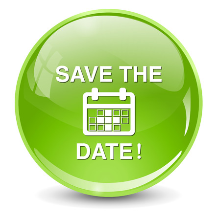 date: Save the date button