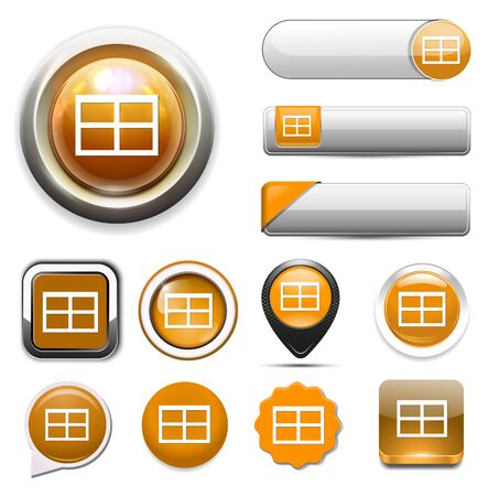 users video: window button icon