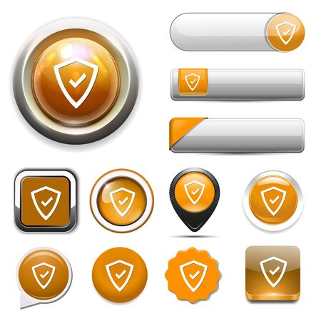 protect: Protect shield icon