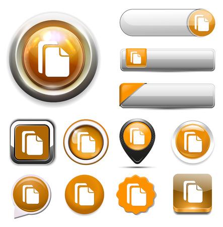 copy: copy file Icon