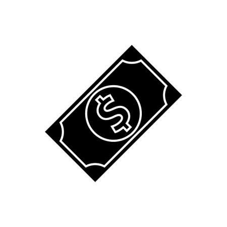 one dollar bill: dollar bill icon