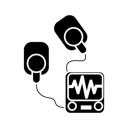 resuscitation device icon Illustration