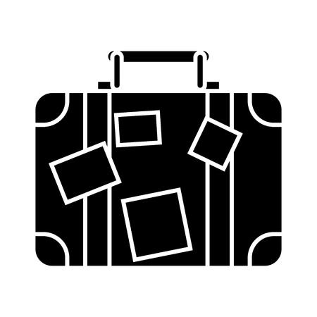 case: travel case icon