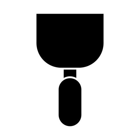 margin trowel icon
