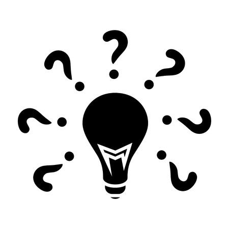 hint: question lightbulb icon
