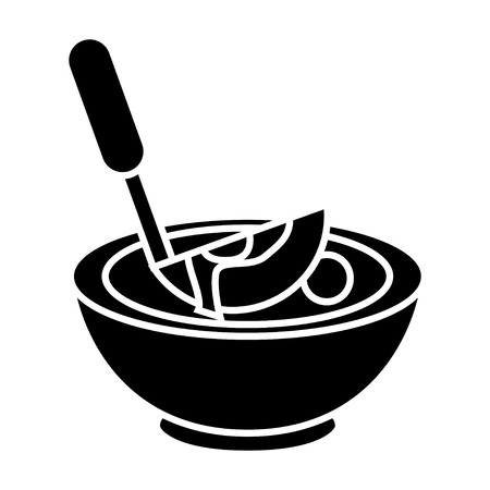 bowl of cereal: soup bowl icon
