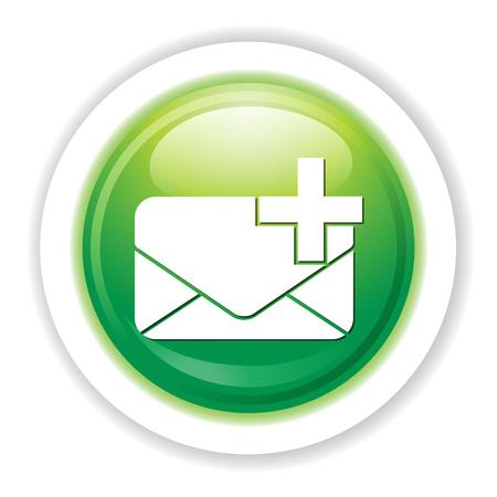add message icon Illustration