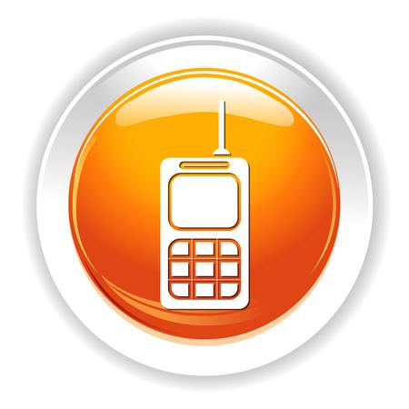portable radio: army walkie talkie icon