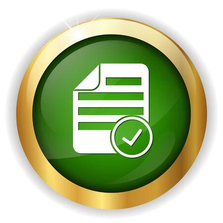 accept file icon