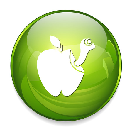 bad apple icon