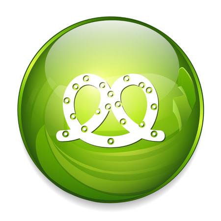 bagel icon Illustration