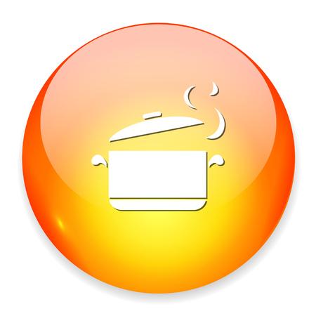 boiling pot icon