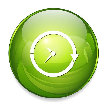 clock non stop icon