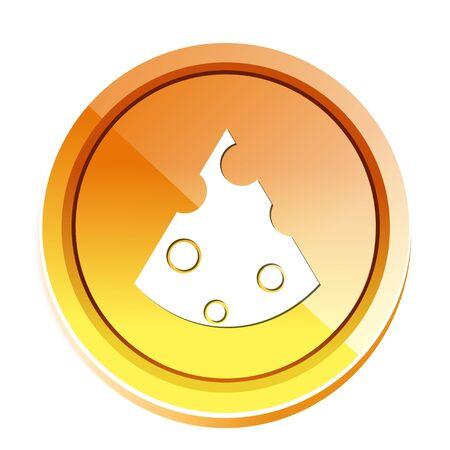 cheese slice icon