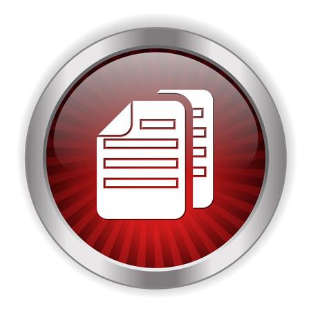copy: copy file icon Illustration