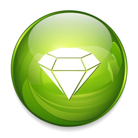 diamant stone icon