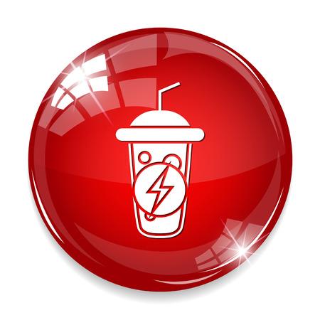 fresh idea: Energy juice icon