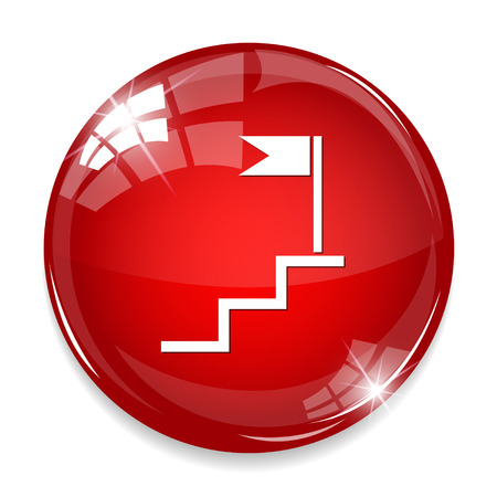 Icone de progression Banque d'images - 81181100