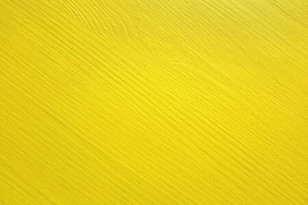 painted wood: Yellow painted wooden board, wood grain pattern visible