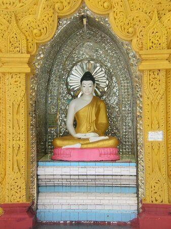 Budda in Birma